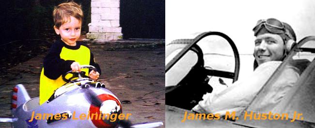 La vida pasada de James